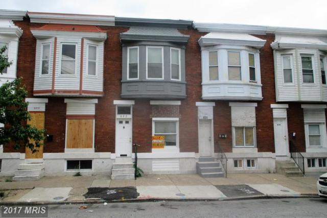 623 Lakewood Avenue N, Baltimore, MD 21205 (#BA9984931) :: Jim Bass Group of Real Estate Teams