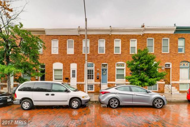 629 Lakewood Avenue S, Baltimore, MD 21224 (#BA9985076) :: The Sebeck Team of RE/MAX Preferred