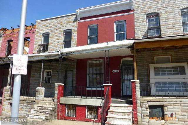 2162 Hollins Street, Baltimore, MD 21223 (#BA9986047) :: LoCoMusings
