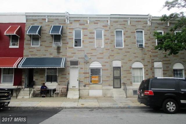 1519 Wolfe Street N, Baltimore, MD 21213 (#BA9986064) :: LoCoMusings