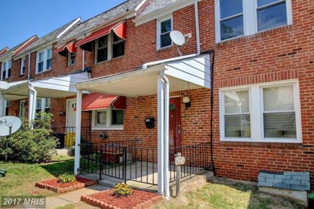 5957 Benton Heights Avenue, Baltimore, MD 21206 (#BA9987370) :: LoCoMusings