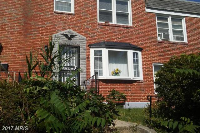 5455 Whitwood Road, Baltimore, MD 21206 (#BA9987649) :: Browning Homes Group