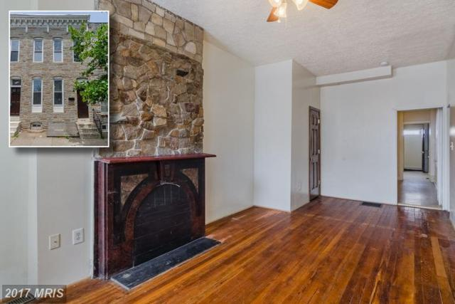 2126 Fayette Street E, Baltimore, MD 21231 (#BA9987919) :: The Dailey Group