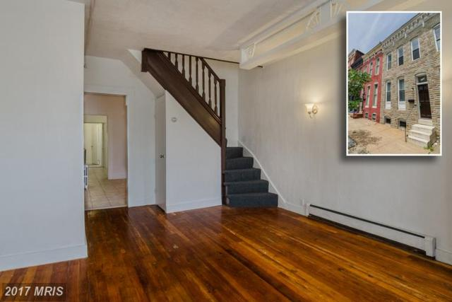 2124 Fayette Street E, Baltimore, MD 21231 (#BA9987966) :: The Dailey Group