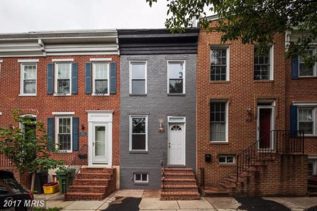 1513 Byrd Street, Baltimore, MD 21230 (#BA9988494) :: The Dailey Group