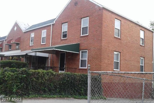 5442 Gist Avenue, Baltimore, MD 21215 (#BA9988523) :: RE/MAX Advantage Realty