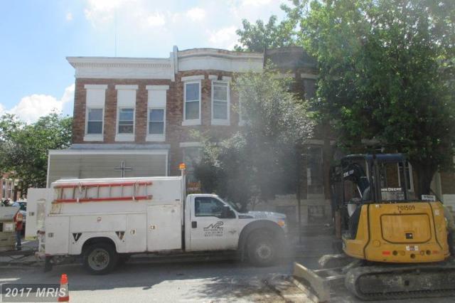 225 Monroe Street, Baltimore, MD 21223 (#BA9989220) :: Robyn Burdett Real Estate Group
