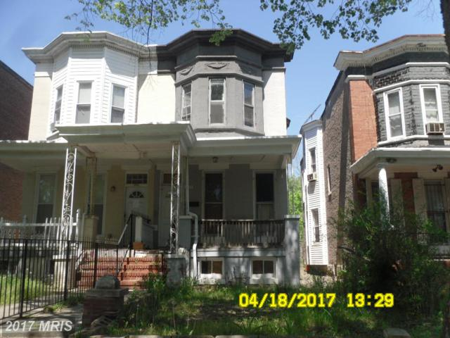 3004 Belmont Avenue, Baltimore, MD 21216 (#BA9989642) :: LoCoMusings