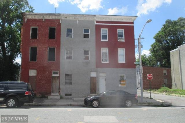 509 Bloom Street, Baltimore, MD 21217 (#BA9990335) :: Pearson Smith Realty