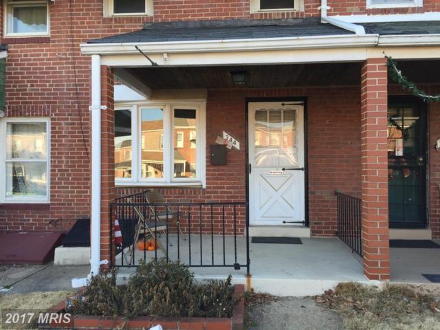 344 Gusryan Street, Baltimore, MD 21224 (#BA9990932) :: LoCoMusings