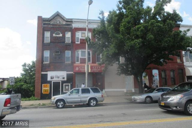 1317 North Avenue W, Baltimore, MD 21217 (#BA9991055) :: LoCoMusings