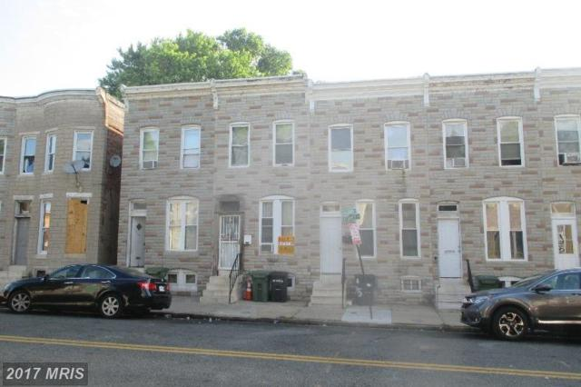 1717 Carey Street N, Baltimore, MD 21217 (#BA9991175) :: Pearson Smith Realty