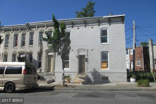 1622 Calhoun Street N, Baltimore, MD 21217 (#BA9991536) :: LoCoMusings