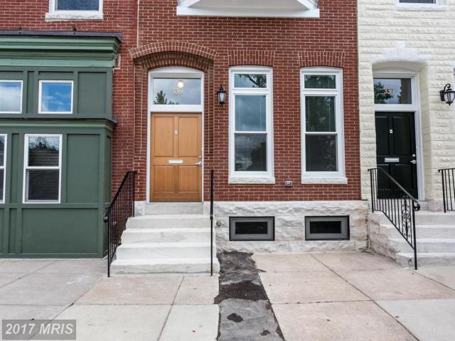339 20TH Street, Baltimore, MD 21218 (#BA9991784) :: LoCoMusings