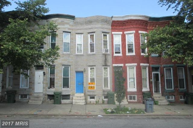 1516 Mount Street, Baltimore, MD 21217 (#BA9992850) :: LoCoMusings