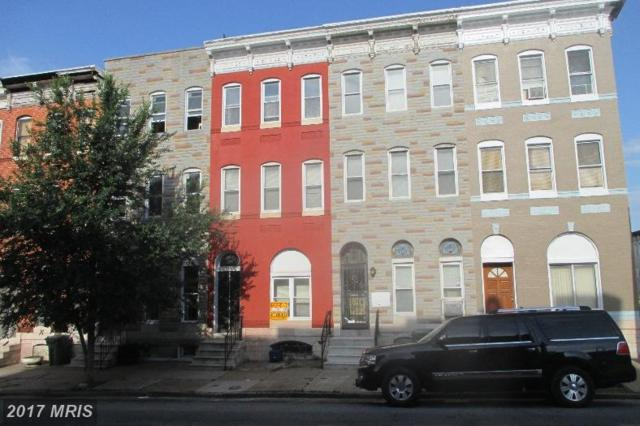 840 Carey Street N, Baltimore, MD 21217 (#BA9995714) :: Pearson Smith Realty