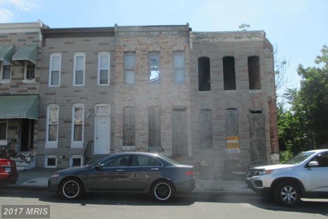 1103 Montford Avenue N, Baltimore, MD 21213 (#BA9995746) :: LoCoMusings