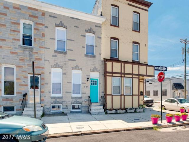 539 27TH Street, Baltimore, MD 21211 (#BA9996372) :: Pearson Smith Realty