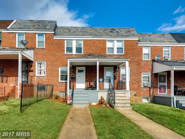 3706 Flowerton Road, Baltimore, MD 21229 (#BA9998321) :: LoCoMusings
