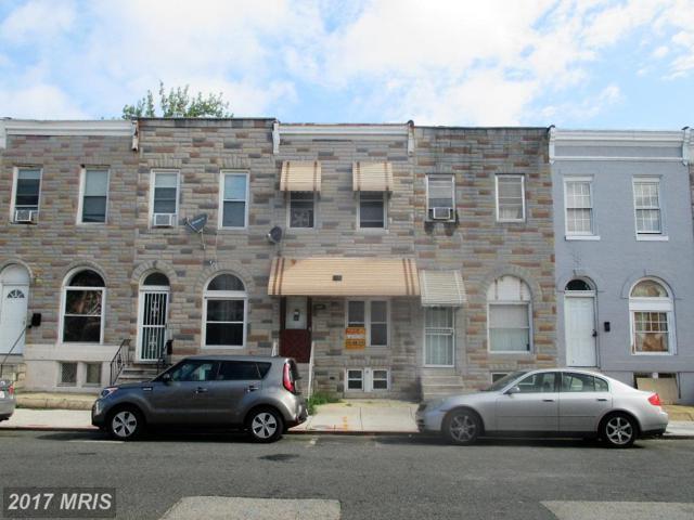 1808 Clifton Avenue, Baltimore, MD 21217 (#BA9998338) :: Pearson Smith Realty