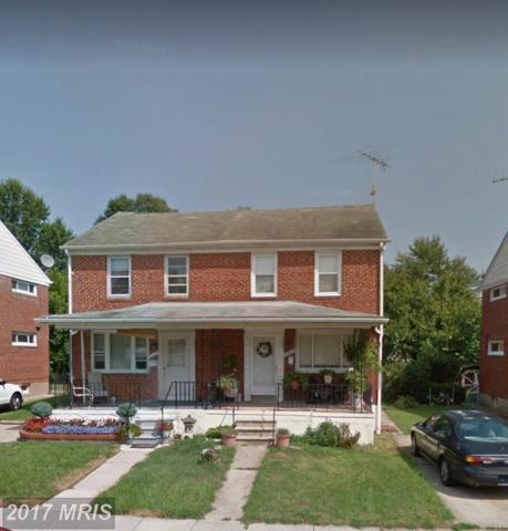 6505 Hilltop Avenue, Baltimore, MD 21206 (#BA9999735) :: LoCoMusings
