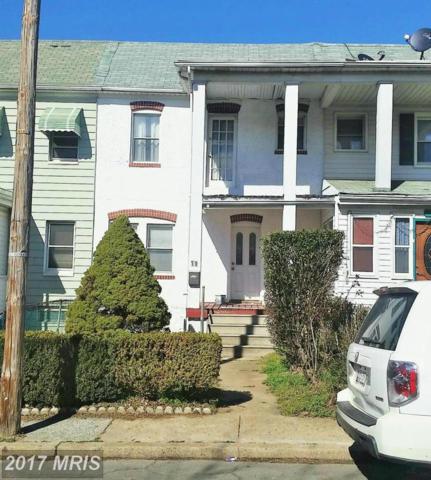 10 Talbott Street, Baltimore, MD 21225 (#BA9999943) :: Pearson Smith Realty