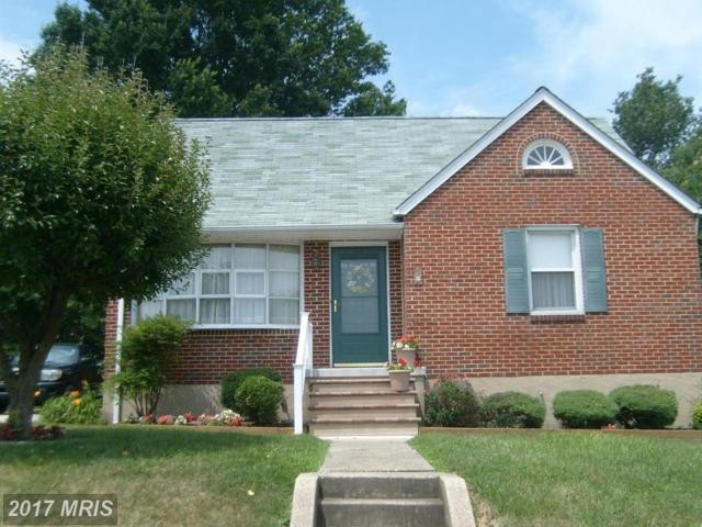 8032 Neighbors Avenue, Baltimore, MD 21237 (#BC10003748) :: Pearson Smith Realty
