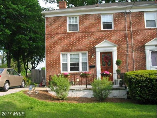 703 Walker Avenue, Baltimore, MD 21212 (#BC10004475) :: Pearson Smith Realty