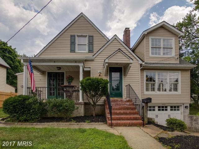 7801 Oak Avenue, Baltimore, MD 21234 (#BC10007629) :: Pearson Smith Realty