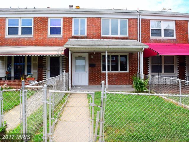 7806 Saint Bridget Lane, Baltimore, MD 21222 (#BC10007891) :: Pearson Smith Realty