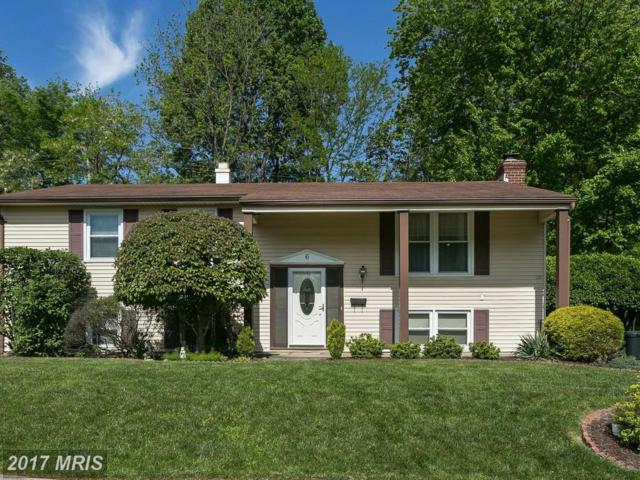 6 Wakeham Court, Lutherville Timonium, MD 21093 (#BC10011664) :: Pearson Smith Realty