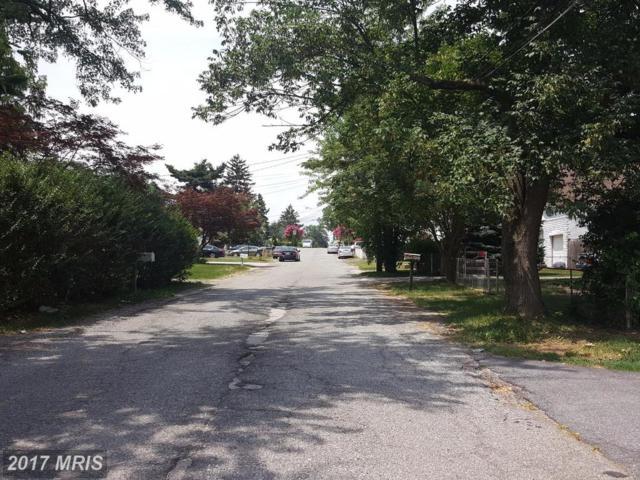 5907 Baltimore Street, Baltimore, MD 21207 (#BC10015177) :: LoCoMusings