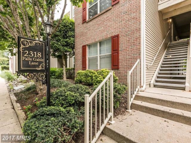2318 Falls Gable Lane L, Baltimore, MD 21209 (#BC10016481) :: LoCoMusings