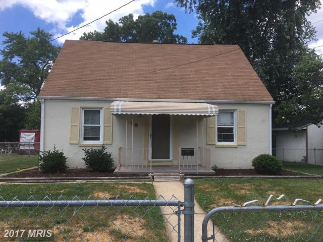 58 Ridgemoor Road, Baltimore, MD 21221 (#BC10017004) :: Pearson Smith Realty