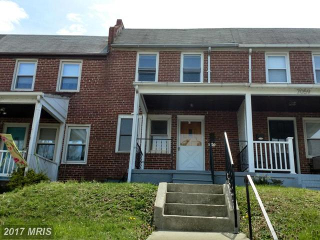 7061 Baltimore Street, Baltimore, MD 21224 (#BC10017143) :: Pearson Smith Realty