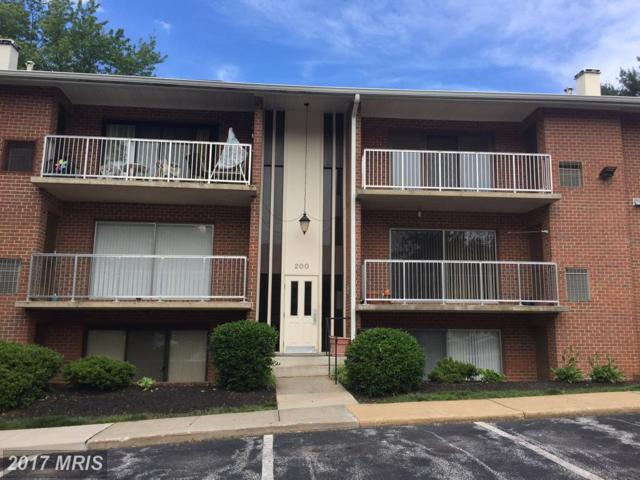 200 Erin Way 202BL, Reisterstown, MD 21136 (#BC10018555) :: Pearson Smith Realty