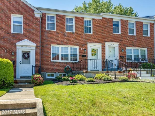 1515 Dellsway Road, Baltimore, MD 21286 (#BC10021506) :: Pearson Smith Realty