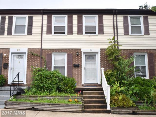 22 Lerner Court 32I, Baltimore, MD 21236 (#BC10024088) :: Pearson Smith Realty