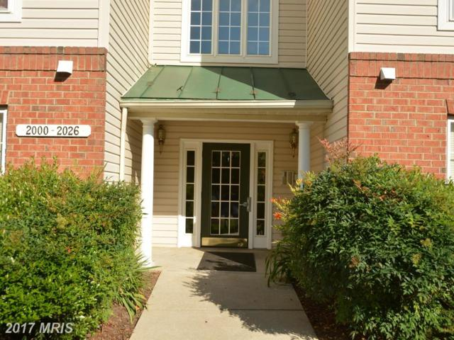 2016 Hunting Ridge Drive #2016, Owings Mills, MD 21117 (#BC10025454) :: Pearson Smith Realty