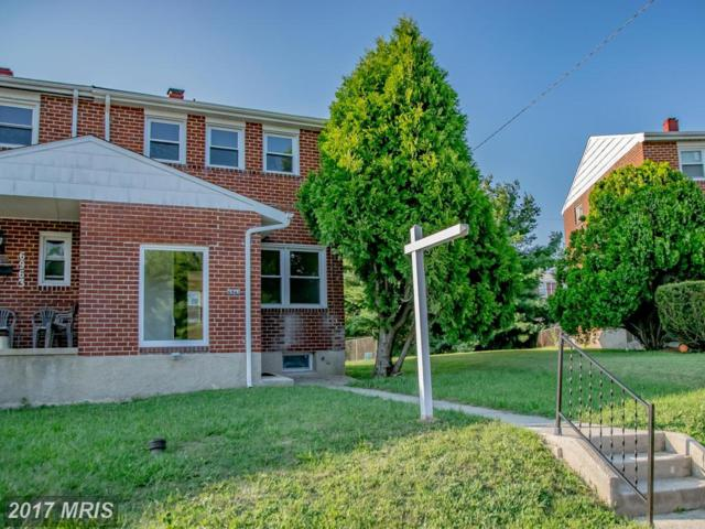 6961 Brookmill Road, Baltimore, MD 21215 (#BC10025904) :: Pearson Smith Realty