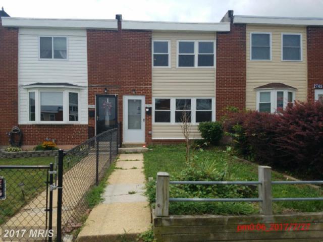 2747 Yarnall Road, Baltimore, MD 21227 (#BC10026503) :: LoCoMusings