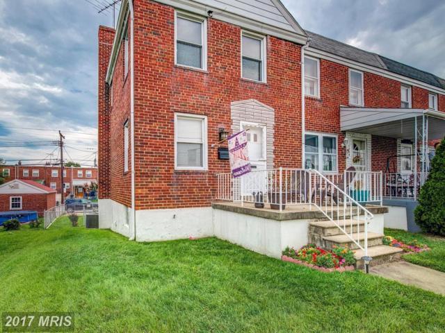 7451 Holabird Avenue, Baltimore, MD 21222 (#BC10031532) :: LoCoMusings