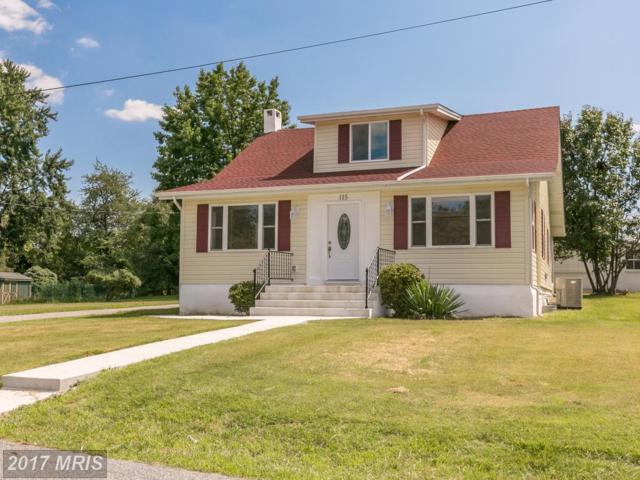 115 Nelson Road, Pikesville, MD 21208 (#BC10031855) :: Pearson Smith Realty