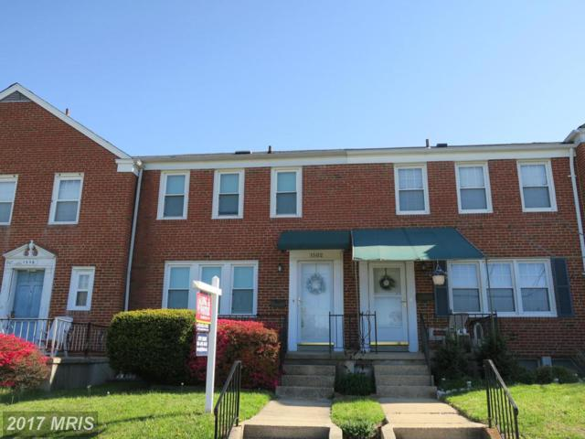 1502 Glen Keith Boulevard, Towson, MD 21286 (#BC10032318) :: The Dailey Group