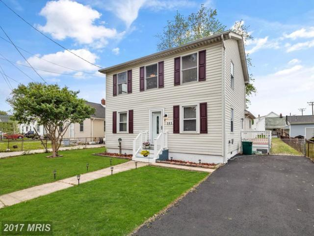 103 Trappe Road, Baltimore, MD 21222 (#BC10033266) :: Pearson Smith Realty