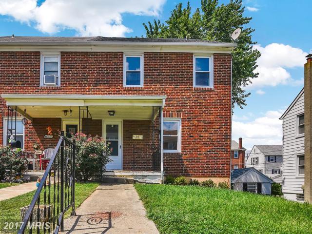 4610 College Avenue, Baltimore, MD 21229 (#BC10033691) :: RE/MAX Advantage Realty