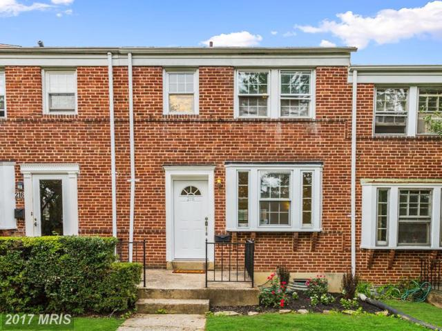 218 Ridge Avenue, Baltimore, MD 21286 (#BC10034283) :: The Sebeck Team of RE/MAX Preferred