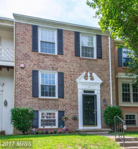 17 Salthill Court, Lutherville Timonium, MD 21093 (#BC10034914) :: The Dailey Group
