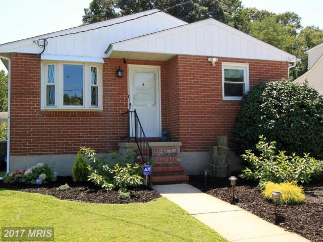 937 Oakleigh Beach Road, Baltimore, MD 21222 (#BC10037390) :: Pearson Smith Realty