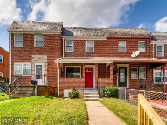 7850 Gough Street, Baltimore, MD 21224 (#BC10040260) :: Pearson Smith Realty